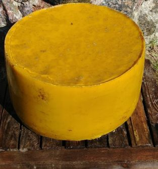 100 % naturalny wosk pszczeli
