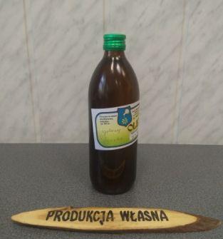 Olej rydzowy (lnianka)