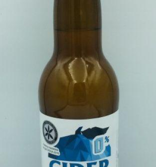 Cider Podlaski 0% Cydr bezalkoholowy 330ml