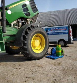 Naprawa klimatyzacji w ciągnikach rolniczych