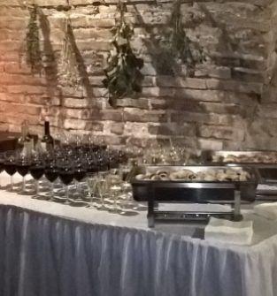 zaproś nas do siebie - catering