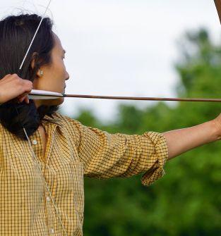 Warsztaty strzelania z łuku tradycyjnego