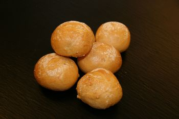 bułeczki zwykłe (a'la kajzerka)