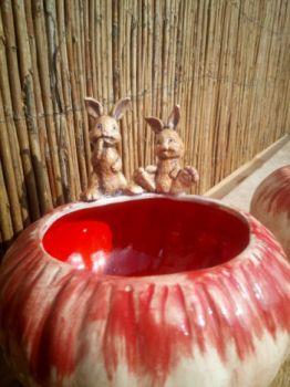 Miseczka zajaczkowa