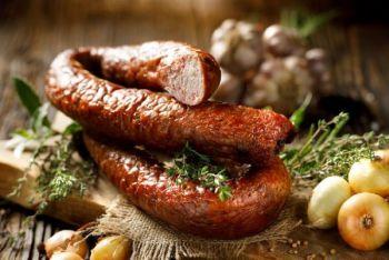 Kiełbasa swojska z wołowiny-Tradycyjne wyroby