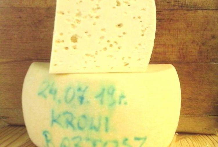 """Sery podpuszczkowe """"Bartosz"""" z mleka krowiego"""