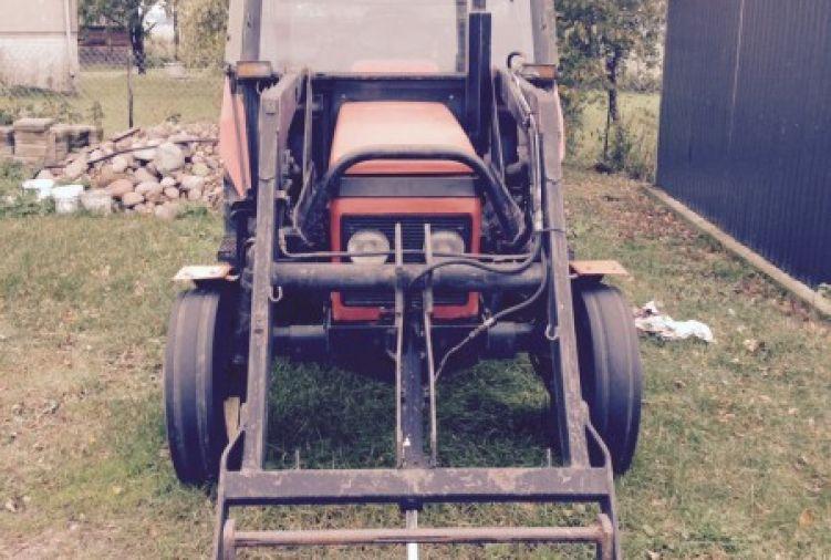 Ciągnik rolniczy Zetor 7211
