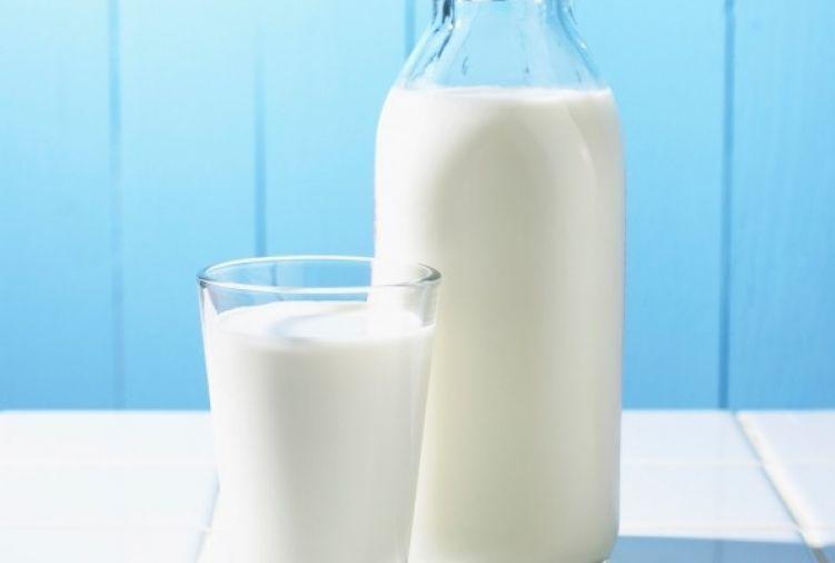 Świeże mleko prosto od krów